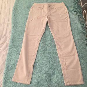 White Loft Pants